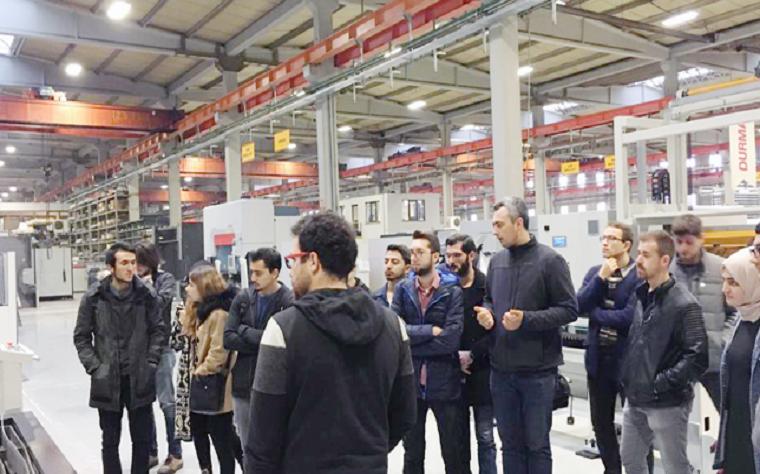 Bursa Teknik Üniversitesi Öğrencileri Durmazlar'da