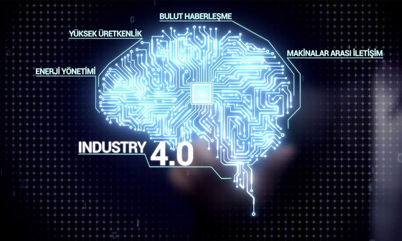 Endüstri 4.0 ile Üretim Daha Verimli